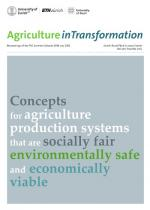 Cover Agriculture in Transformation
